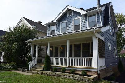 Lakewood Single Family Home For Sale: 2114 Mars Ave