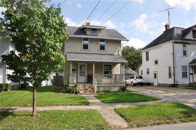Ashland County Single Family Home For Sale: 423 Virginia Ave