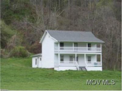 Morgan County Single Family Home For Sale: 5275 Wood Rd