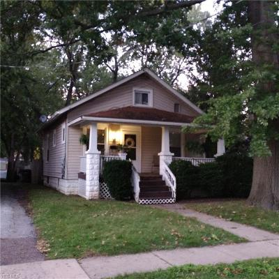 Single Family Home For Sale: 731 Falls Ave