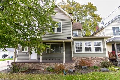 Lake County Single Family Home For Sale: 419 3rd St