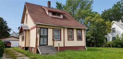 Cleveland Single Family Home For Sale: 4134 East 142nd St