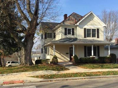Guernsey County Single Family Home For Sale: 803 North 5 St