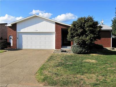 Belpre Single Family Home For Sale: 1568 Lois St