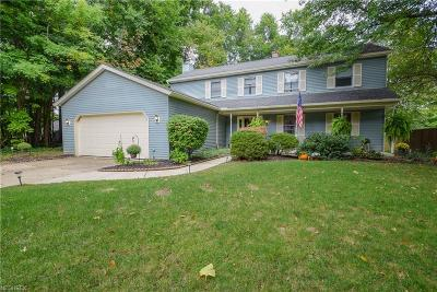 North Olmsted Single Family Home For Sale: 26148 Tallwood Dr