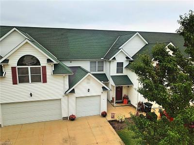 Geauga County Condo/Townhouse For Sale: 16498 Cottonwood Pl