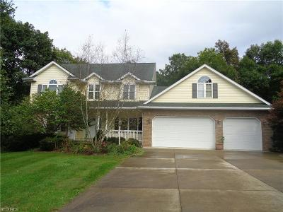 Zanesville Single Family Home For Sale: 5075 Pine Valley Dr