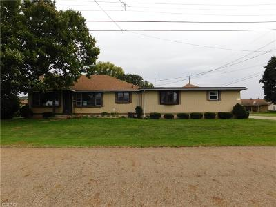 Single Family Home For Sale: 805 Stafford St