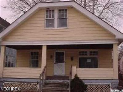 Cleveland Single Family Home For Sale: 3660 East 146th