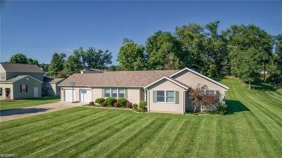 Zanesville Single Family Home For Sale: 2900 Christy Ln