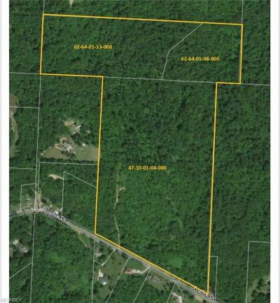 Zanesville Residential Lots & Land For Sale: 4750 Foxfire Dr