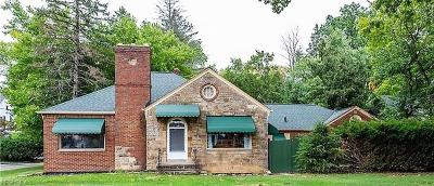 Rocky River Single Family Home For Sale: 19100 Story Rd