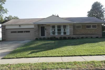 Rocky River Single Family Home For Sale: 22289 Blossom Dr
