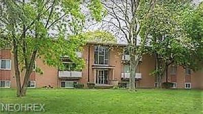 Rocky River OH Condo/Townhouse For Sale: $32,546