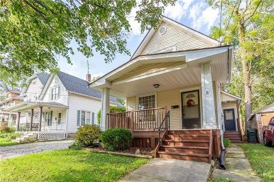 Elyria Single Family Home For Sale: 211 8th St