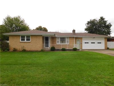 Struthers Single Family Home For Sale: 27 East Haywood Ave