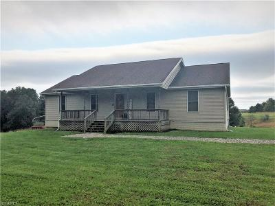 Single Family Home For Sale: 1685 Township Road 312 Southeast