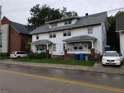 Lorain Multi Family Home For Sale: 1006 West 6th St