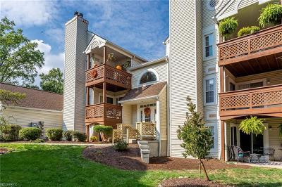 Westlake Condo/Townhouse For Sale: 1316 Cedarwood Dr #C1