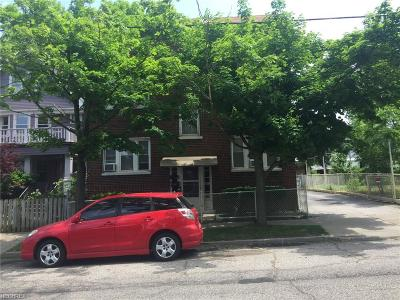 Cleveland Multi Family Home For Sale: 1331 West 65th St