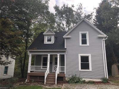 Wadsworth Single Family Home For Sale: 255 Mills St