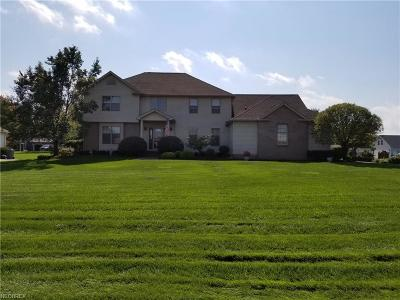 Mahoning County Single Family Home For Sale: 1065 Fox Den Trl