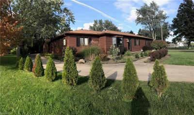 Medina Single Family Home For Sale: 5327 Wedgewood Rd