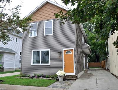 Single Family Home For Sale: 2071 West 18th St