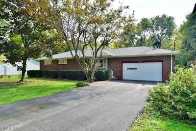 Single Family Home For Sale: 5650 Breezewood Dr Southeast