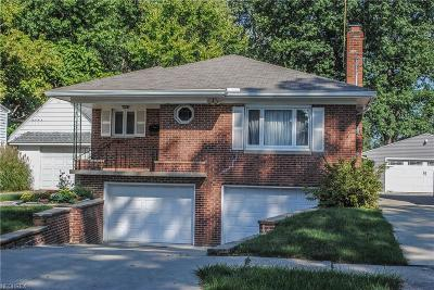 Rocky River Single Family Home For Sale: 20422 Orchard Grove Ave