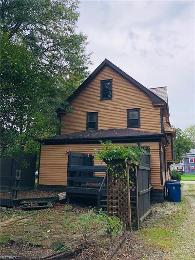 Ravenna Multi Family Home For Sale: 704 North Chestnut St