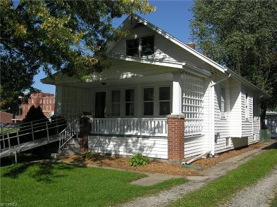Elyria Single Family Home For Sale: 236 Cambridge Ave
