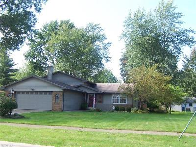 Lorain Single Family Home For Sale: 4416 Edgewood Dr