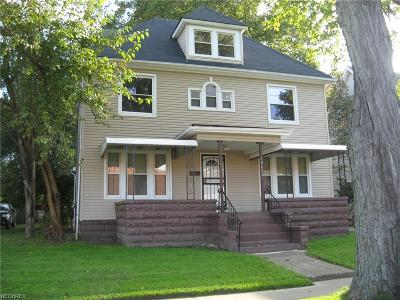 Cleveland Single Family Home For Sale: 10602 Orville Ave