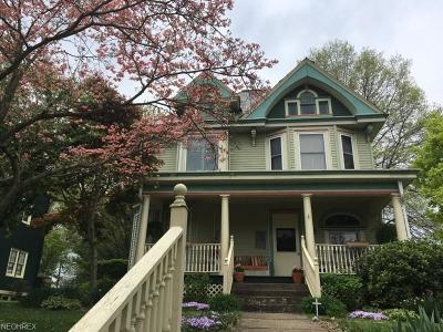 Guernsey County Single Family Home For Sale: 517 North 10 St
