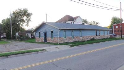 Guernsey County Commercial For Sale: 1008 Woodlawn Ave #1