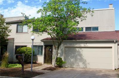 Mentor Condo/Townhouse For Sale: 9689 Abbeyshire Way