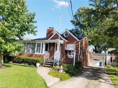 Lorain Single Family Home For Sale: 1439 Madison Ave