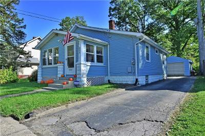 Warren Single Family Home For Sale: 344 Kenilworth Ave Northeast