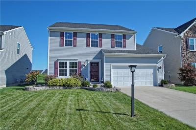 North Ridgeville Single Family Home For Sale: 6809 Majestic Dr
