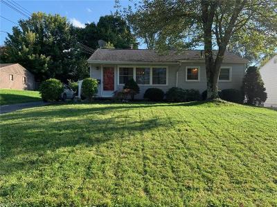 Hubbard Single Family Home For Sale: 437 Elizabeth