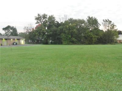 Canton Residential Lots & Land For Sale: Baier Cir Northeast