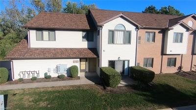 Concord Condo/Townhouse For Sale: 7264 Village Dr #D