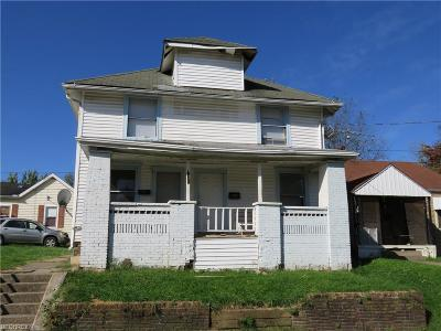 Stark County Multi Family Home For Sale: 405 Webster Ave Northeast