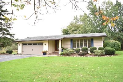 Chardon Single Family Home For Sale: 10427 Meadowhurst Ln