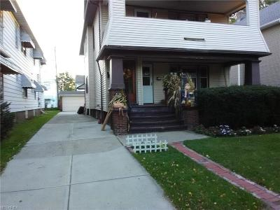 Lakewood Multi Family Home For Sale: 2139 Lewis Dr