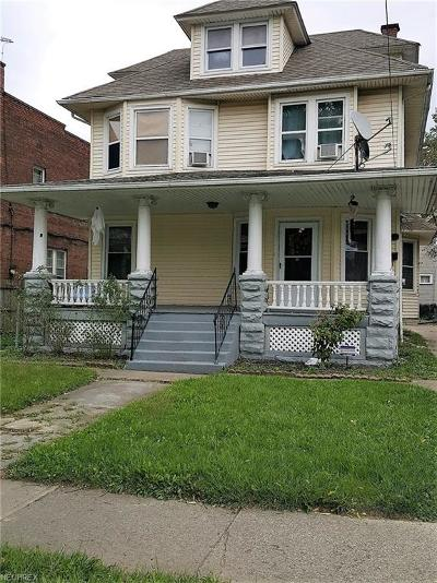 Cleveland Single Family Home For Sale: 2205 West 98th St