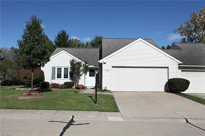 Strongsville Single Family Home For Sale: 16470 Commons Oval