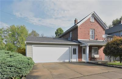 Hubbard Single Family Home For Sale: 28 Spring St