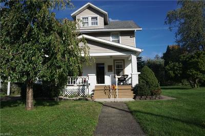 Single Family Home For Sale: 2082 Blenheim Ave